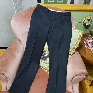 Banana Republic Tailored Slim Fit Wool Pants